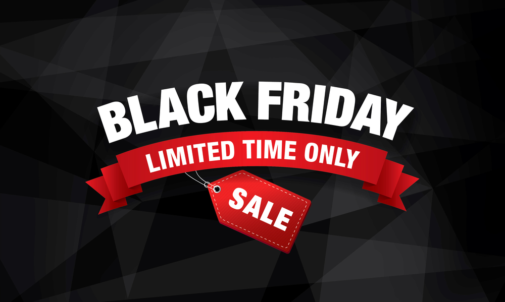 Black Friday Limited Time Special