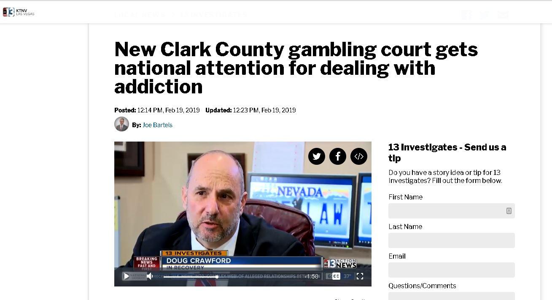 Las Vegas Gambling Court