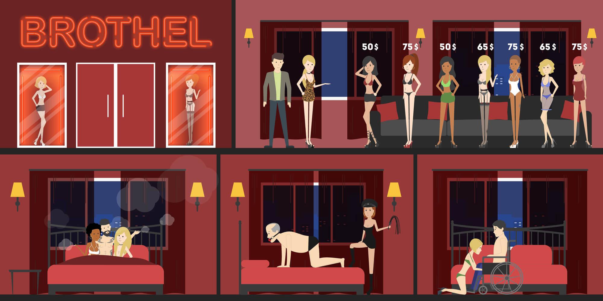 Is Prostitution Legal in Las Vegas