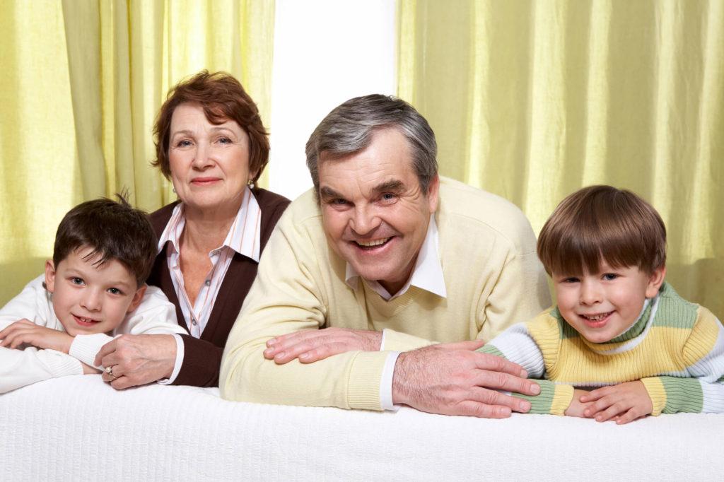 Grandparent Visitation in Nevada