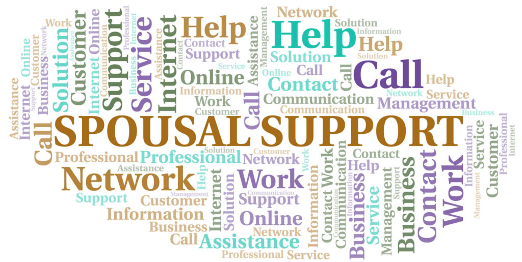Spousal support in Nevada