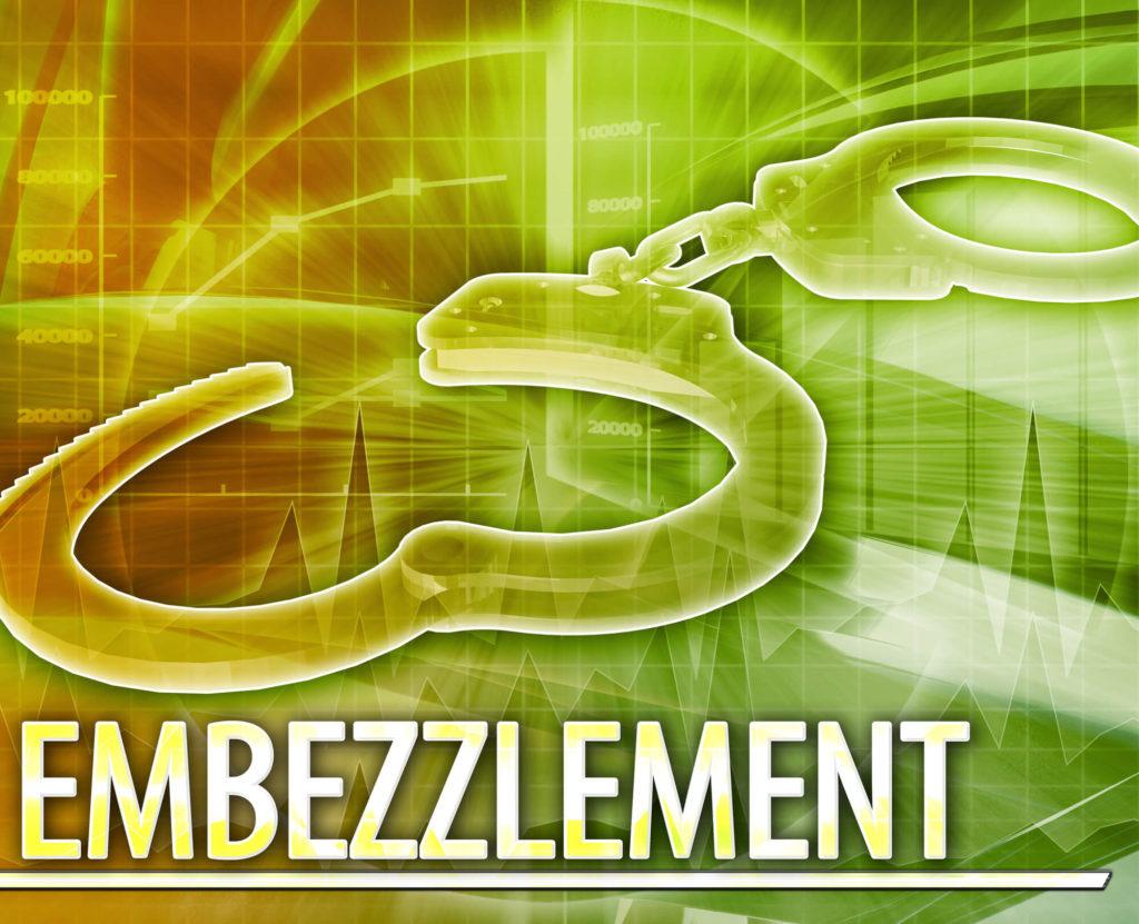 Embezzlement Case