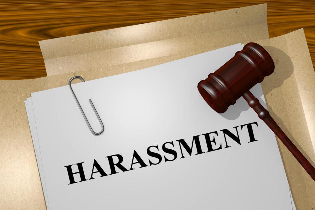 Harassment in Las Vegas