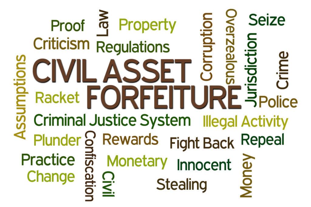 Las Vegas Asset Forfeiture Lawyer