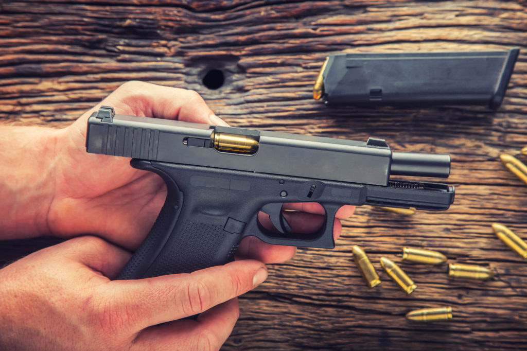 Las Vegas Gun And Firearm Attorney