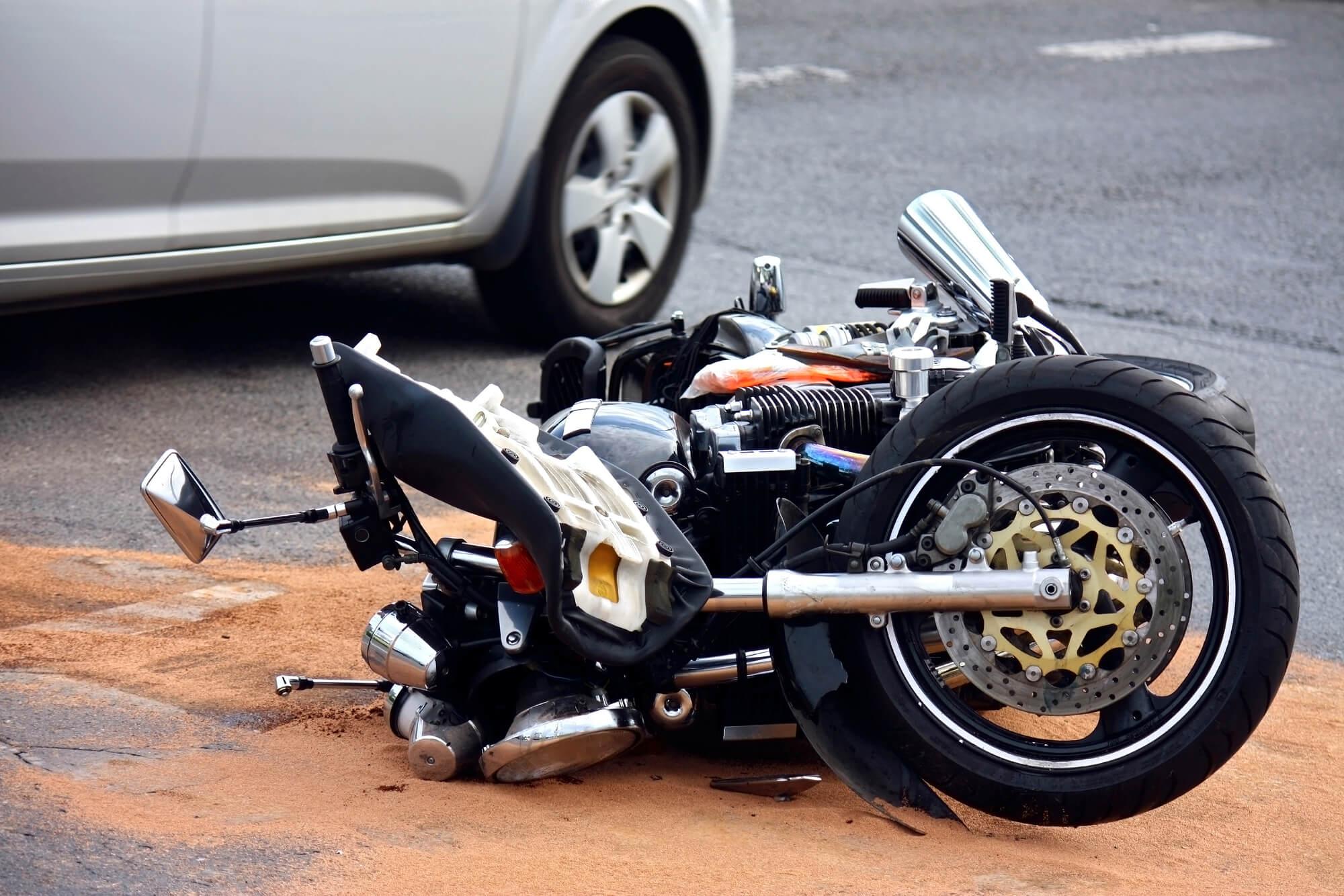 Las Vegas Motorcycle Accident
