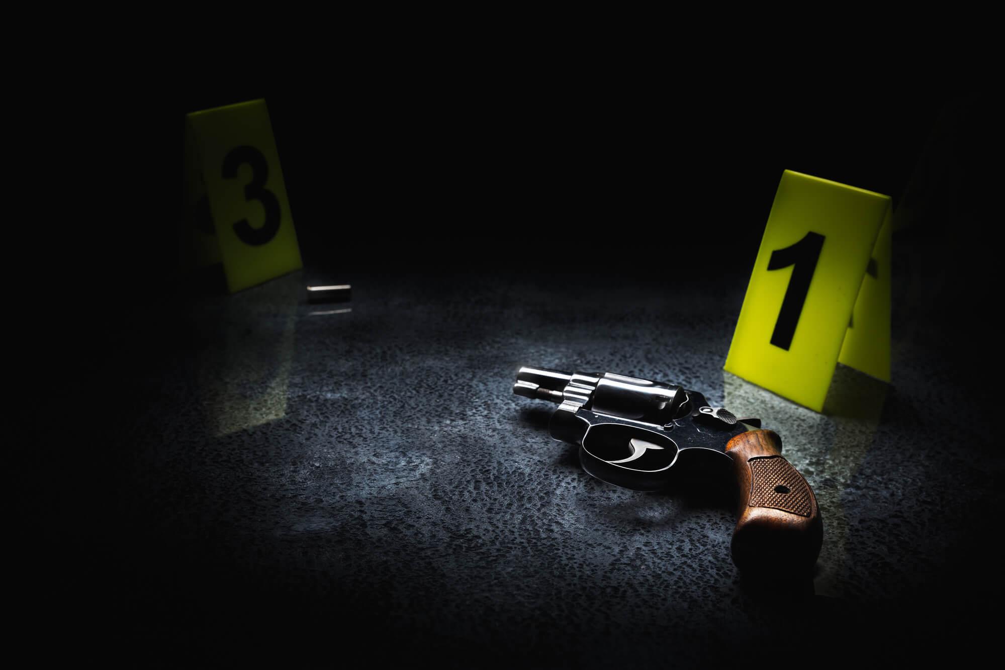 Las Vegas Violent Crimes and Homicide