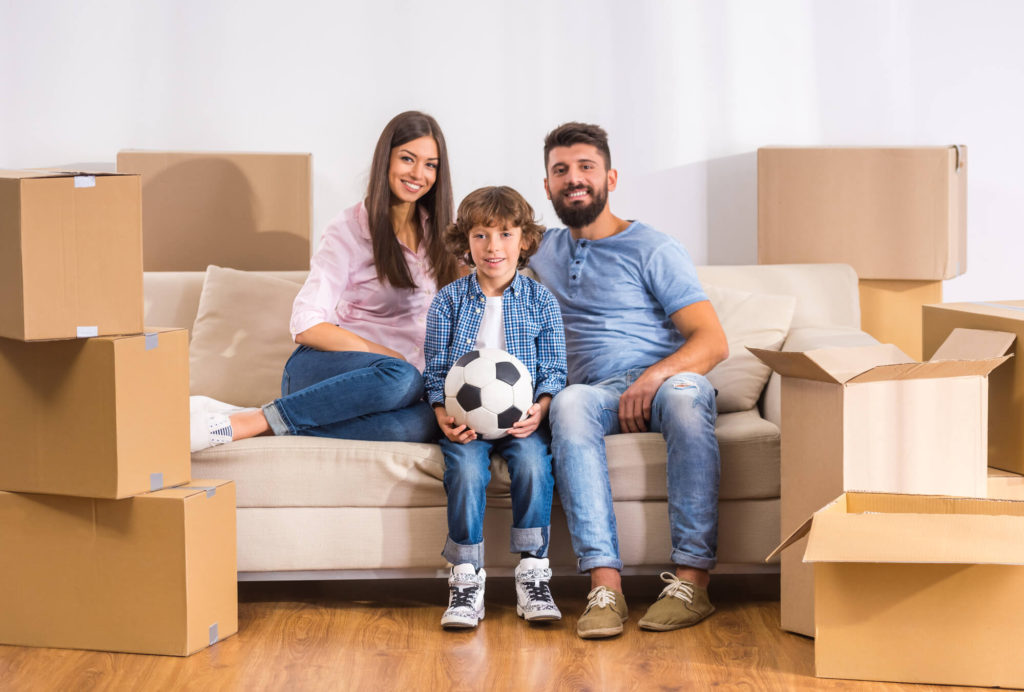 Legal Relocation of Children