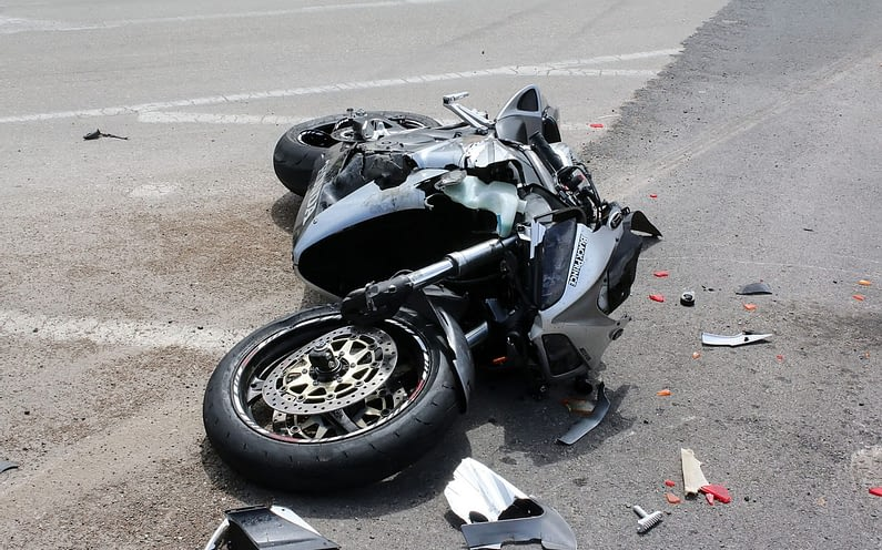 Motorcycle Accident in Nevada