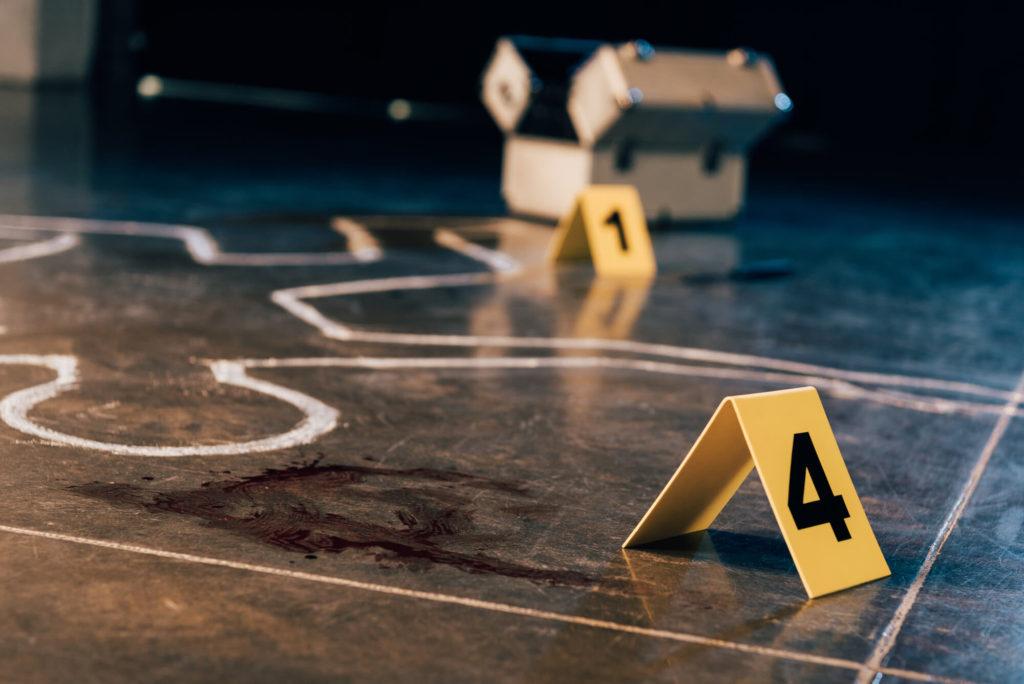 What is Murder in Las Vegas