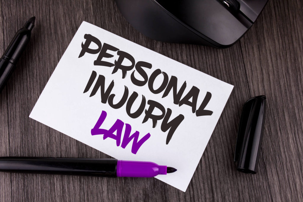 Personal Injury case in Las Vegas