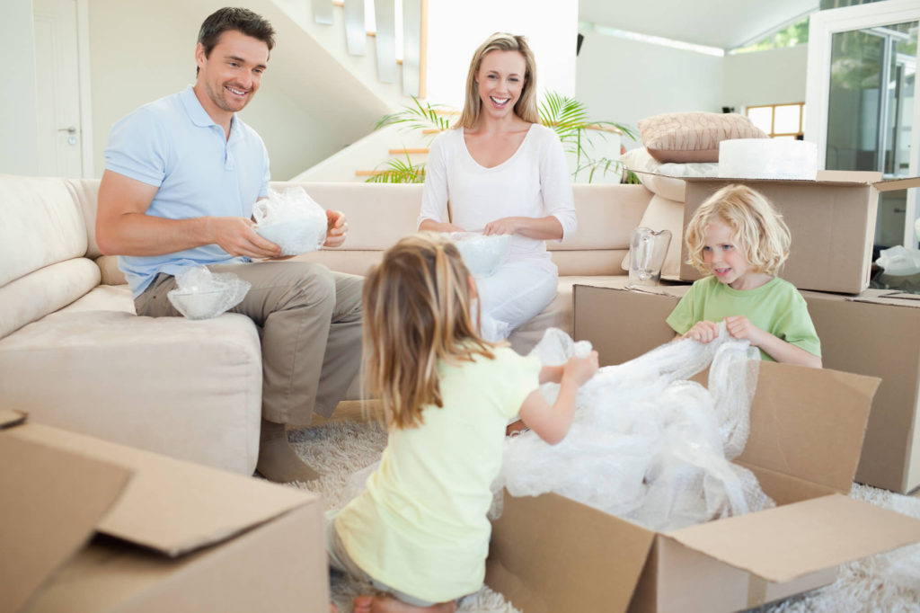 Relocation of children in Las Vegas